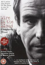 WIRE IN THE BLOOD Complete Seasons Series 1 2 3 4 5 & 6 1-6 Boxset NEW DVD