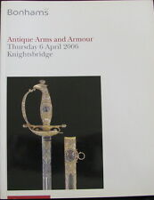 BONHAMS Antique Arms and Armour – 4/6/2006 Royal Gold and Enamel Mounted Sword
