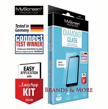 MyScreen Panzerglas Diamond Glas Displayschutzglas für Apple iPhone 7