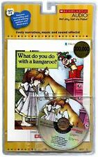 What Do You Do with a Kangaroo? by Mercer Mayer (2008, CD)