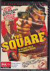 The Square - DVD (Roadshow 101 Minutes Region 4 Brand New Sealed)