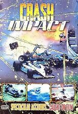 CRASH IMPACT, New DVD, Spectacular Accidents Caught On Film....,w/Free Shipping!