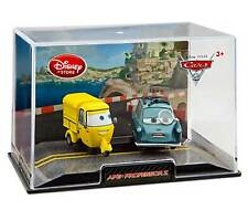 Disney Store Cars 2 Ape & Professor Z Die Cast Car In Collector's Case