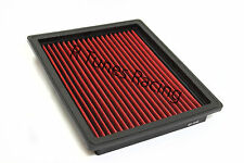 Rtunes OEM Replacement High Performance Flow Drop-In Panel Dry Air Filter 1542