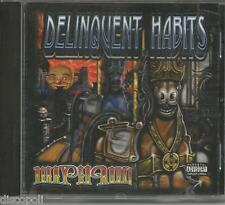 DELINQUENT HABITS - Merry-go-round - CD 2001 SEALED