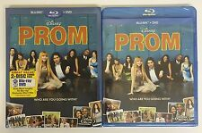 Disney PROM MOVIE (Blu-ray/DVD Combo, 2011, 2-Disc Set) BRAND NEW & SEALED