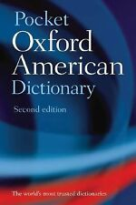 Pocket Oxford American Dictionary (2008, Paperback)
