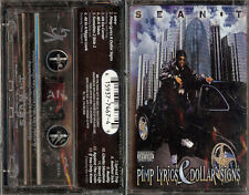 !@#$ Sean T - Pimp Lyrics & Dollar Signs (Tape) Scoot Dog Mac AK G-Funk OOP !@#$