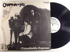 the crawdaddys lp crawdaddy express  vxm 200.001 vg/vg+