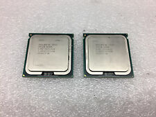 Matching Pair Intel Xeon X5492 Quad Core Processor 3.4 GHz 12MB SLBBD