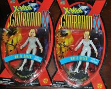 WHITE QUEEN X-MEN GENERATION X REGULAR & RARE VARIANT EDITION ONLY PAIR ON E-BAY