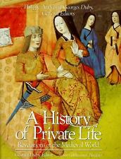 A History of Private Life, Volume II, Revelations of the Medieval Worl-ExLibrary