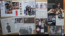 Foals - Yannis Philippakis - clippings/cuttings/articles pack