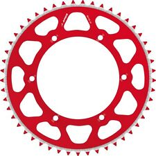 APICO REAR SPROCKET EVOLITE HONDA CR125 87-07 CR250 90-07 CR500 84-01 50T RED