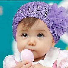 Toddler Kids Girl Boy Cute Soft Knit Warm Hat Baby Infant  Headwear Beanie Cap