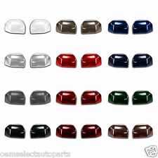 OEM NEW 17+ Ford Super Duty PRE PAINTED TT Mirror Cover Caps PAIR- All Colors