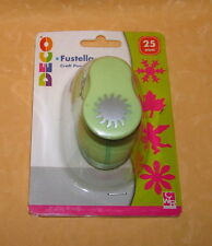 PERFORATORE 25 mm fantasia SOLE cod.15346