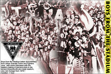 DVD RAGAZZI DI STADIO 1979 (FIGHTERS JUVE,ULTRAS GRANATA,FJ,UG,BEPPE ROSSI)