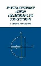 Advanced Mathematical Methods for Engineering and Science Students-ExLibrary