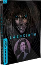 Labyrinth - Limited Edition Mondo X Steelbook (Blu-ray) BRAND NEW!!