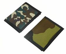 Camouflage Design Material Wallet Purse Boy Man