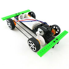 Four-wheel Drive Car Kits Educational DIY Hobby Robotic Toy Model Robobit