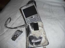 Kenneth Cole Wristlet Iphone & Smartphone Python Wallet