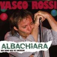 Albachiara - Vasco Rossi CD RICORDI VIDEO
