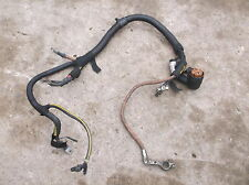 VAUXHALL ASTRA G MK4 1.6 16V BATTERY WIRING HARNESS - Z16XE engine 2001-2004