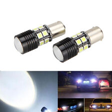 2x No Error Canbus CREE White LED Backup Reverse Light Bulb 1156 7506 BA15S P21W