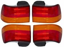 FLEETWOOD AMERICAN TRADITION 2001 2002 LOWER TAILLIGHTS TAIL LIGHTS LAMPS - 4PCS