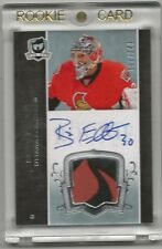 07-08 The Cup Brian Elliott Auto Sweet Jersey Patch Rookie Card RC #152 133/249