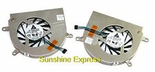 "A Pair of New Apple MacBook Pro 17"" A1261 L&R Fan KDB04505HA 922-8395 922-8396"
