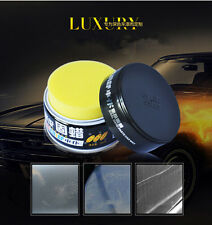 Car Coat Soft Wax Polishes Solid Waterproof Auto Care for Dark Colour Car 300g