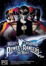 Power Rangers - The Movie (DVD, 2006)