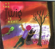 CD rare: Twig: as the twig is bent so grows the tree. candy floss. rock indie