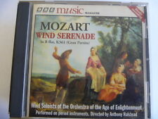 MOZART WIND SERENADE OUT OF PRINT BBC FREEPOST CD