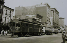 CAN024 - 1946 BRITISH COLUMBIA ELECTRIC RAILWAY - TRAIN No1700 PHOTO - CANADA