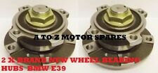BMW 5 SERIES E39 520 525 528 530 535 540 FRONT 2 WHEEL BEARING HUB KITS NEW BOXE