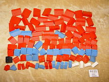 LEGO Parts: SLOPES Pat Pend Era ASSORTMENT Huge Bulk LOT (x111) 3297,3037,3038++