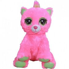 "Pink Cat 10"" - Build a Plush Teddy Bear Furry Friend Party Kit"