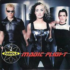 2 Fabiola Magic flight (1997) [Maxi-CD]