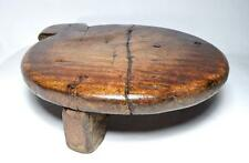 Antique Indian Wooden Chapatti Stand, Late 19thC.