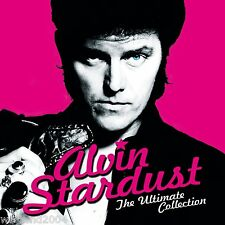Alvin Stardust - Ultimate Collection - CD NEW SEALED  Best of / Greatest Hits