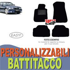 PER BMW SERIE 3 E36 TAPPETINI AUTO SU MISURA IN MOQUETTE CON BATTITACCO | EASY