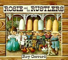 NEW - Rosie and the Rustlers (Sunburst Book) by Gerrard, Roy