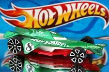 2015 Hot Wheels Multi pack Exclusive Bad to the blade mtflk green