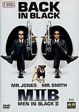 Men in Black 2 (Action-Sci-Fi - Barry Sonnenfeld mit Tommy Lee Jones, Will Smith