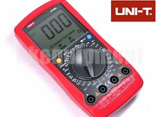 Uni-T UT58A Digital LCD Palm Multimeter Ohm Voltmeter