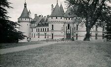 Photo Pierre Verger c. 1940 -  Château de Chaumont Loir et Cher - Div 1876